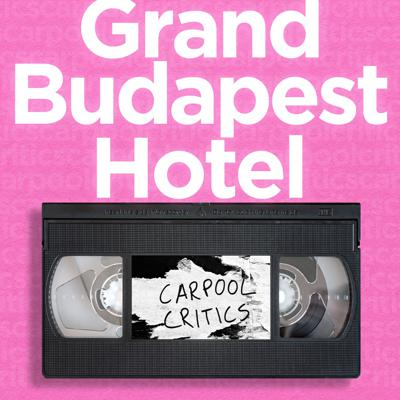 Cover art for Grand Budapest Hotel - Is this