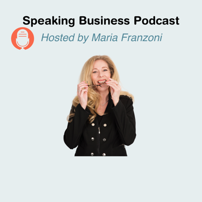 Speaking Business podcast