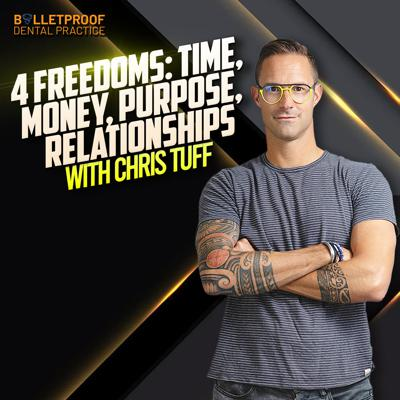 Cover art for FULFILLMENT: 4 Freedoms - Time, Money, Purpose, Relationships with Chris Tuff