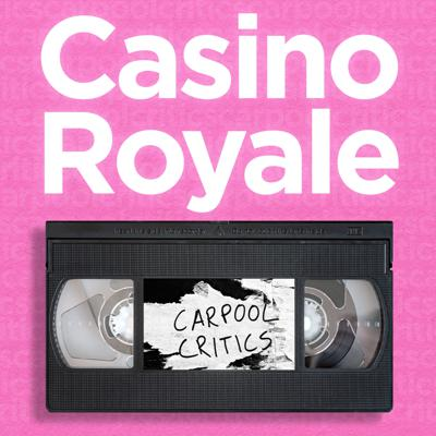 Cover art for Casino Royale - Why do people like James Bond?