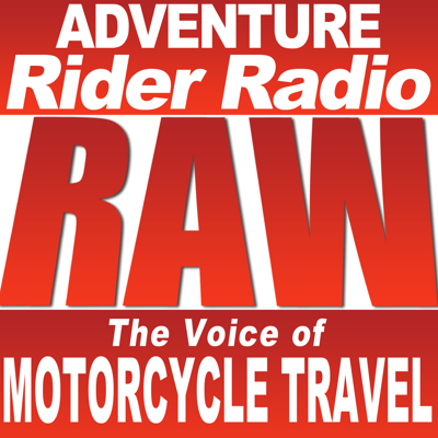 Motorcycle travel roundtable discussions with ARR RAW is a spin-off from the very popular Adventure Rider Radio Podcast and Radio Show. This monthly ADV motorcycle podcast is hosted by Adventure Rider Radio's Jim Martin with co-hosts, Graham Field, Sam Manicom, Grant Johnson, Shirley Hardy-Rix and Brian Rix. The show also has guests.