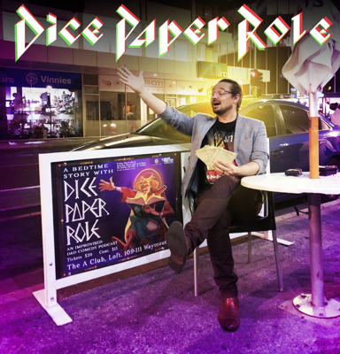 Dice Paper Role - A Dungeons & Dragons 5e Podcast