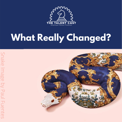 Cover art for What Really Changed?