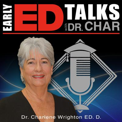 Early Ed. Talks with Dr. Char is a dialogue about all things in early education.  Dr. Charlene Wrighton has over 45 years of experience in the field, teaching regular and special education, as the Co-Author/President of the Zoo-phonics Mnemonic and Multisensory Language Arts Program, and developer of the Safari Learning Academies, setting toddlers through first grade. In this show she will touch on a vast range of topics that have to do with young children from birth to elementary age. Everything from helpful tools for parents and teachers, to scientific research, to many insights on how to connect with kids as a parent, grandparent, educator, whatever your role may be in that child's life.  The show's main goal is to give real life information of all aspects concerning the youth of our society and raising them to be well-educated, upstanding citizens of our communities. If you have questions that you would like Dr. Char to answer on her show, you can send them to dr_char@zoo-phonics.com.