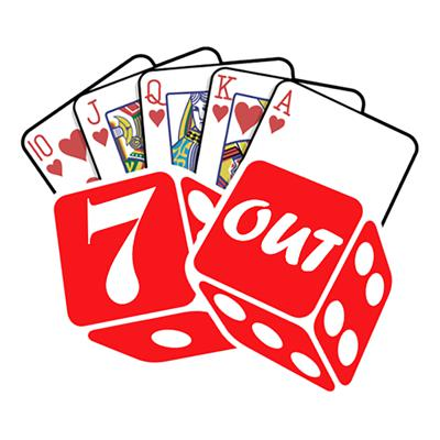 Seven Out Gambling, Poker and Casino Podcast