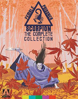 Cover art for Episode 264-- Female Prisoner Scorpion: The Complete Collection