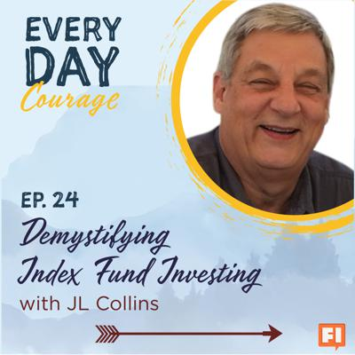 Cover art for Demystifying Index Fund Investing with JL Collins
