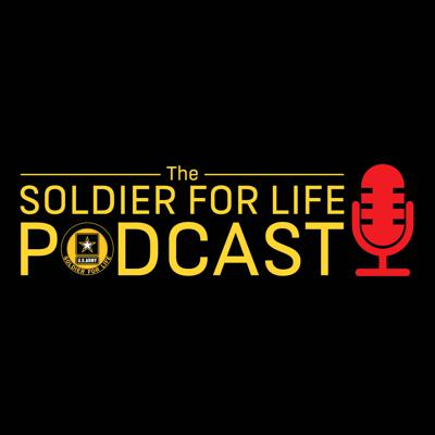 The U.S. Army Soldier For Life Podcast shares information about education, employment and health & wellness resources available to Soldiers, veterans, and their families.