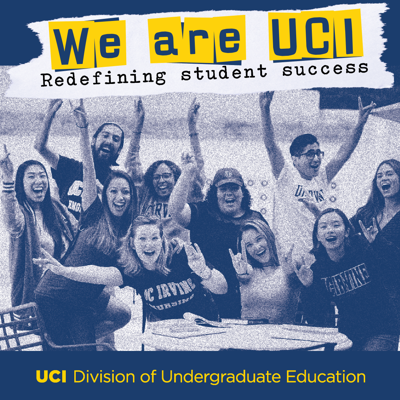 We Are UCI: Student Success Podcast