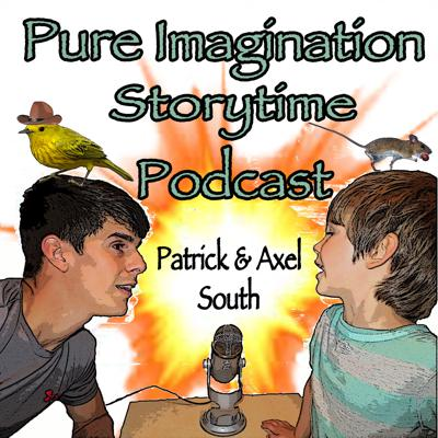 My five year old Son Axel and I love to use our imaginations, and tell the most wild stories. We started recording them so other kids around the world could  enjoy them to! Our stories, though sometimes overly thematic, are safe and fun for kids of all ages.   For more about our family visit our blog www.thefamilypreneurs.com