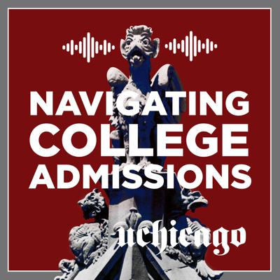 Cover art for College Applications (Part 1)