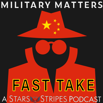 Cover art for Fast Take: Afghanistan, Chinese espionage, and what does a won war look like?