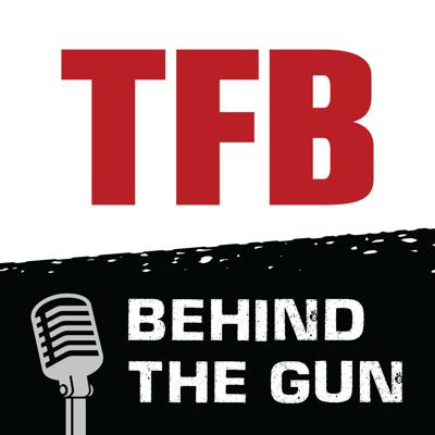 Cover art for TFB Behind the Gun - Chuck Rossi