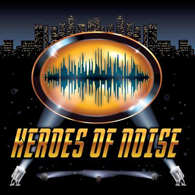 A weekly show focusing on pop culture, current events, movies, TV, life, and music.   Welcome, Citizens.   This is the Heroes of Noise Podcast.  Let's begin.