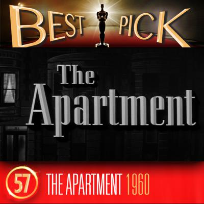 Cover art for BP057 The Apartment (1960)