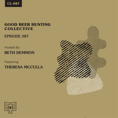 Cover art for CL-087 Theresa McCulla Helps Reconstruct a Life