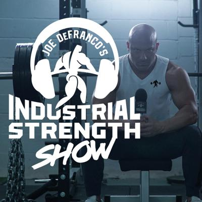 World-renowned strength & conditioning coach Joe DeFranco shares his thoughts on training for peak performance, mindset, and living your passion.  As the founder and owner of DeFranco's Gym, he also provides the business knowledge that helped him turn a 500-square-foot storage closet into a global brand.   Each week, Joe will educate, motivate and entertain his audience by answering their questions and/or conducting interviews with top athletes, fitness professionals, entrepreneurs, and other highly successful people.