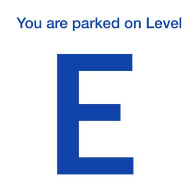 Level E (with Eric LeMay)