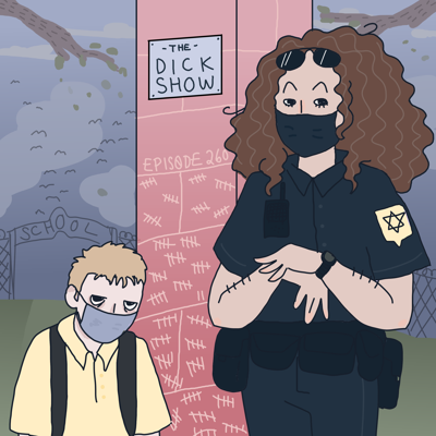 Cover art for Episode 260 - Dick on The Biggest Problem Reboot