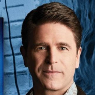 Cover art for At The Mic - Ep. 58 - Guest: Brad Thor (6/18/21)