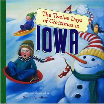Cover art for Christmas In Iowa