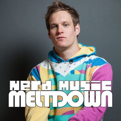 Cover art for NMM #83: MC Lars on the Road!
