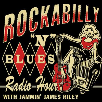 Cover art for Blues show 2/ Rockabilly N Blues Radio Hour 07-27-20