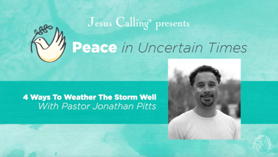 Cover art for 4 Ways To Weather The Storm Well with Pastor Jonathan Pitts