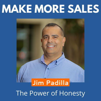 Cover art for 95 - Jim Padilla - The Power of Honesty