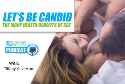 Cover art for The Many Health Benefits of Sex with Tiffany Yelverton