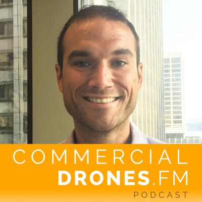 #026 - How A Global Enterprise Adopts Drones with Bechtel's Nate Fuller