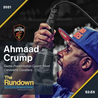 Cover art for Interview with Ahmaad Crump