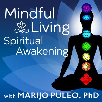 For people interested in mindfulness and meditation and experiencing aspects of spiritual awakening. Learn practical ways to meditate; explore your intuitive talents; helpful life skills; and science that supports these experiences. www.marijopuleo.com
