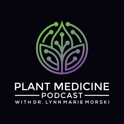 Curious about the possible therapeutic benefits of plant and psychedelic medicines? The Plant Medicine Podcast with Dr. Lynn Marie Morski has you covered with the latest in scientific research, medical practices, and legal developments involving these substances and their incredible therapeutic potential. Covering the full range of plant/psychedelic/entheogenic therapies, including CBD, cannabis/marijuana, MDMA, psilocybin, ketamine, LSD, ayahuasca, ibogaine and more, this podcast serves as an auditory encyclopedia of information for anyone interested in learning about the safe, therapeutic uses of these medicines.