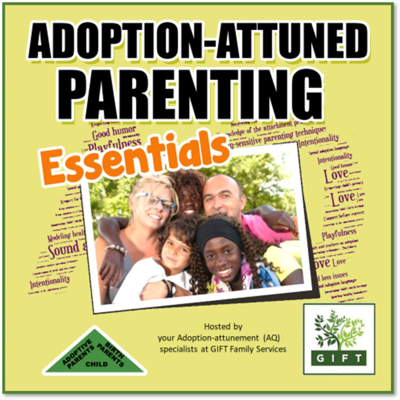 Adoption Essentials with Gift Family Services' Coaches