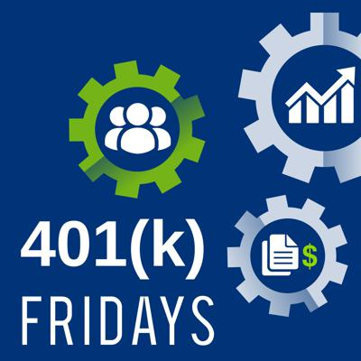 The 401(k) Fridays Podcast features a weekly conversation with an expert guest to help employers and their service partners keep up with workplace retirement plan topics and trends. Listen today, improve your retirement plan tomorrow!