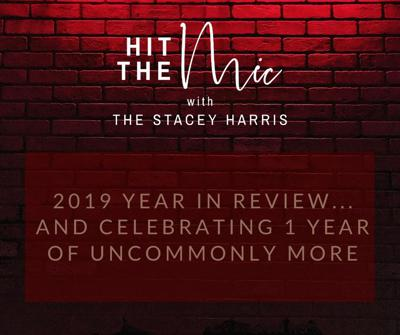 Uncommonly More with Stacey Harris: Podcast Strategy and Production