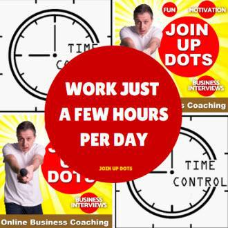 Cover art for How To Work Just A Few Hours Per Day