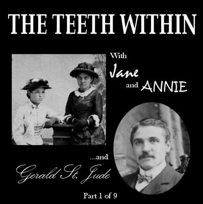 Cover art for The Teeth Within, series omnibus, part 1