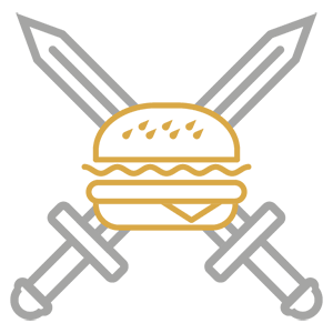 Cover art for Burger Quest - Week 1