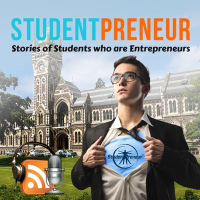 Cover art for SPP#57: Breaking the code of studentpreneurs down to 7 points - Julien Marchand