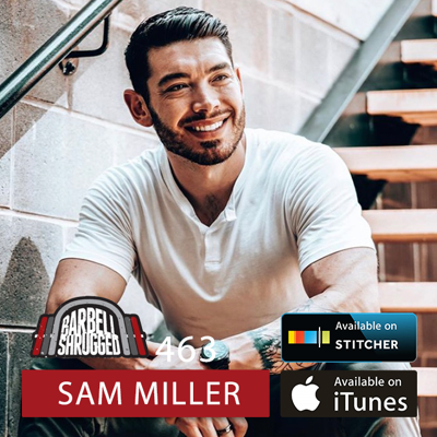 Cover art for Increase Testosterone, Understand Your Thyroid, and Fix Your Jacked Up Adrenals w/ Sam Miller, Anders Varner, Doug Larson, and Travis Mash - Barbell Shrugged #463