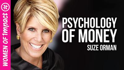 Cover art for From Minimum Wage To World's Leading Finance Expert | Suze Orman on Women of Impact