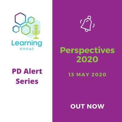Cover art for PD Alert: Perspectives 2020 - 13 May 2020
