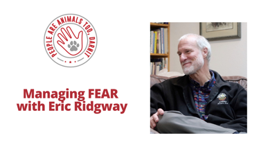 Cover art for Episode 18 - Managing Fear with Eric Ridgway