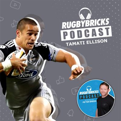 Cover art for #18: Tamati Ellison | Starting From The Bottom & Becoming A Dual All Black From 7's To 15's