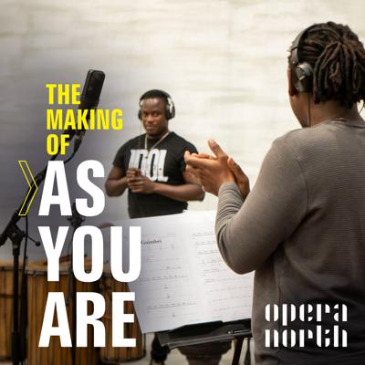 Cover art for The Making of As You Are