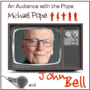 Cover art for with John Bell