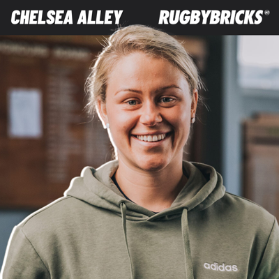 Cover art for #49: Chelsea Alley | The Reality Of Women's Rugby & How They Live, Train & Survive.