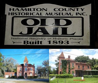 Cover art for Ep. 380 - Old Hamilton County Jail